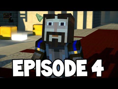 Download Minecraft Story Mode: Season 2 - EPISODE 4  - NINJA IVOR !?