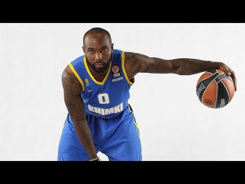 Focus on: Tyrese Rice, Khimki Moscow region