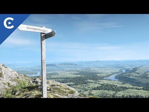 Siggraph 2018 Rewind – Marc Potocnik: Procedural Landscaping with Cinema 4D