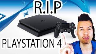 Последний вздох PlayStation 4