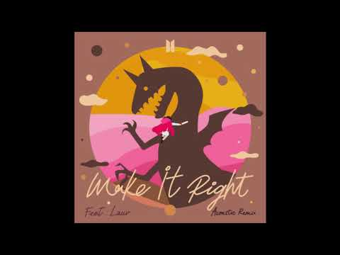 |1 HOUR LOOP| Make It Right (Acoustic Ver.) (Feat. Lauv) - BTS