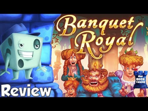 Banquet Royal Review - with Tom Vasel