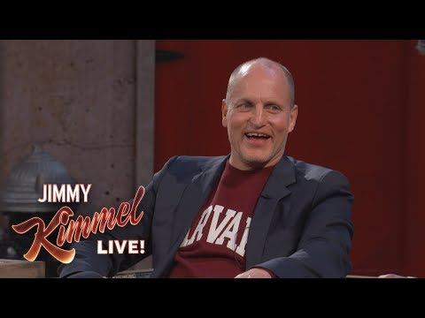 Woody Harrelson Asked Bryan Cranston for Help