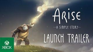 Xbox Tráiler de Arise: A Simple Story anuncio