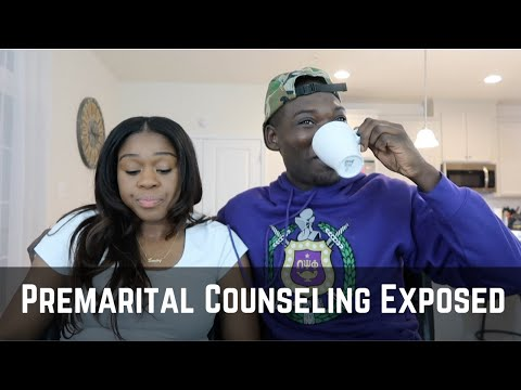 Premarital Counseling Almost Ruined Us | Storytime