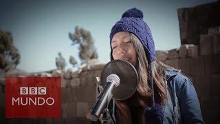 Renata Flores, La Peruana Que Canta Michael Jackson En Quechua