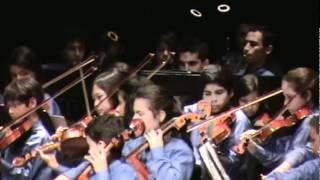Obertura Mexicana (I. Merle) - Orquesta de Iniciación del Conservatorio de Música de Carabobo