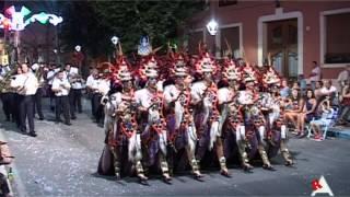 preview picture of video 'Fiestas de Moros y Cristianos 2014 Aspe'