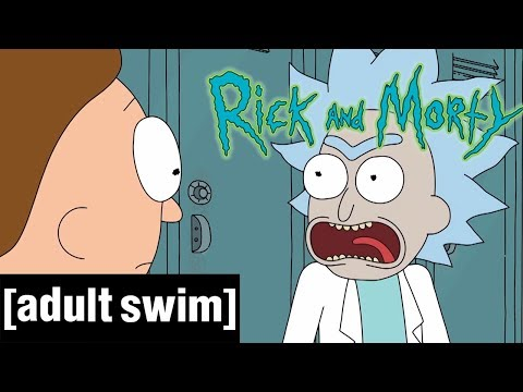 Mini-Rick! | Rick & Morty | Adult Swim De
