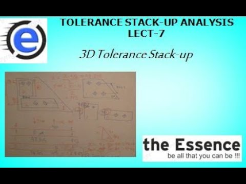 Tolerance Stack-up Lect 7 - YouTube