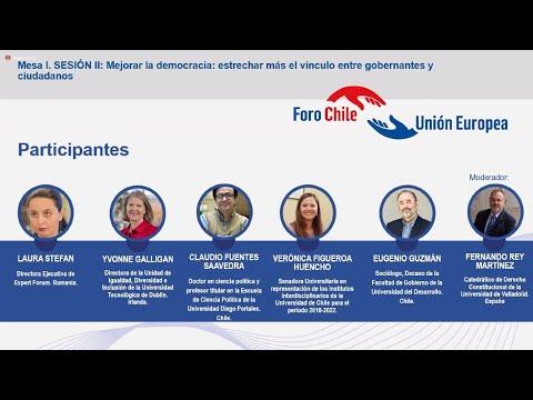 Sesión II - Mejorar la democracia: estrechar más el vínculo entre gobernantes y ciudadanos