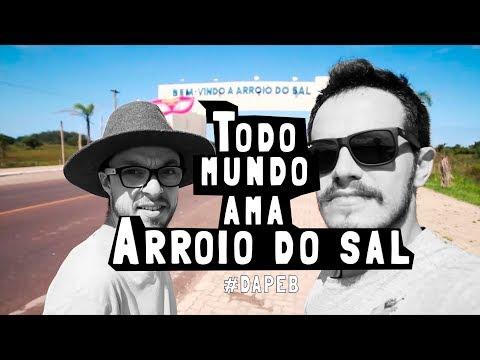 DE AUTO POR ESSAS BANDAS - Todo mundo ama Arroio do Sal