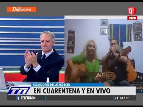 Atardecer en vivo por TeleJunín
