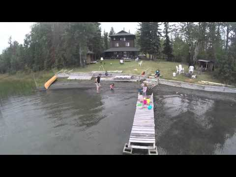 Watch This Guy Desperately Try To Save His Dying, Water-Bound Drone