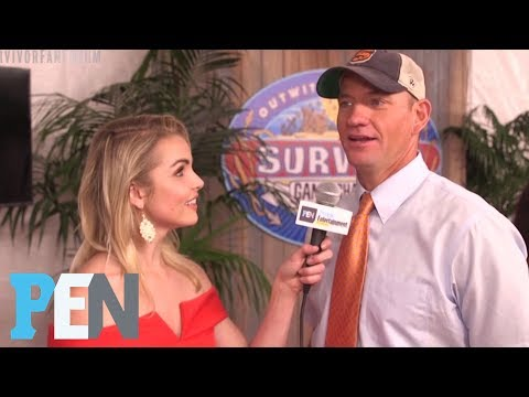 Survivor: Brad Culpepper Dishes On This Season With Andrea Boehlke | PEN | People