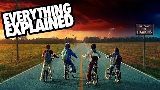 STRANGER THINGS 2 Everything Explained + What's Next