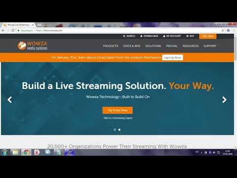 wowza streaming engine crack