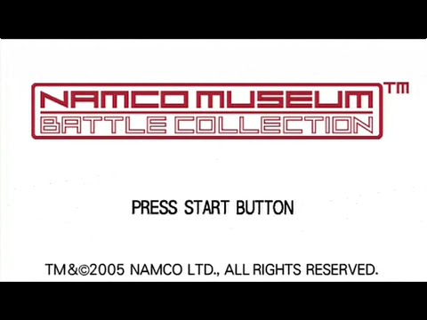 Namco Museum Battle Collection, PlayStation Portable