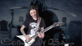 Children of Bodom - Kissing the Shadows - Solo Challenge III