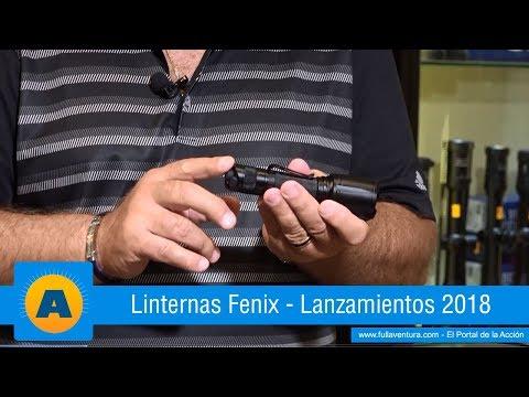 Linternas Fenix modelos 2018