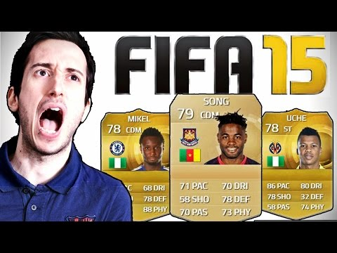 FIFA 15 INIZIA L'AVVENTURA - Road to Division 1 [ULTIMATE TEAM]