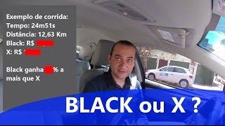 BLACK Ou X?