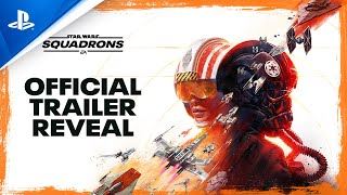 Star Wars: Squadrons - Official Reveal Trailer   PS4