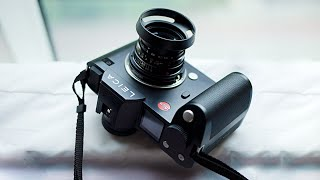 LEICA SL Typ 601 : Unboxing & User Experience as a Street Photographer