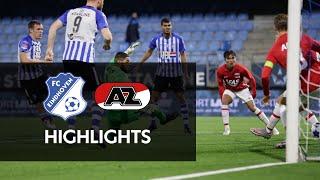 Highlights FC Eindhoven - Jong AZ | Keuken Kampioen Divisie