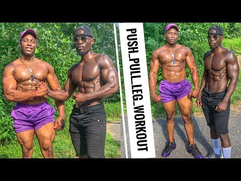 Push Pull Legs Workout | Live Workout Motivation