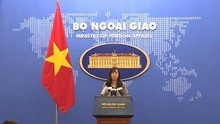 Tin Tức 24h Mới Nhất Hôm Nay: Họp báo thường kỳ Bộ Ngoại giao
