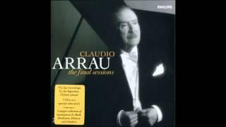 Arrau plays Bach - Partita N°1 in B flat Major, BWV 825
