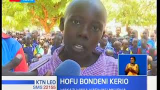 Wanafunzi wafanya maandamano baada ya shule zaidi ya hamsini kufungwa kufutilia mzozo bondeni Kerio