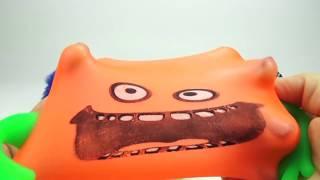 Необычные игрушки для детей смотрим из чего сделаны