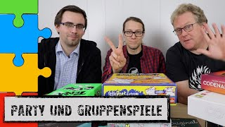 #TOP 20 - Party und Gruppenspiele