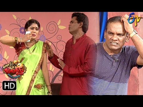 Chammak Chandra Performance | Extra Jabardasth | 16th August 2019   | ETV Telugu