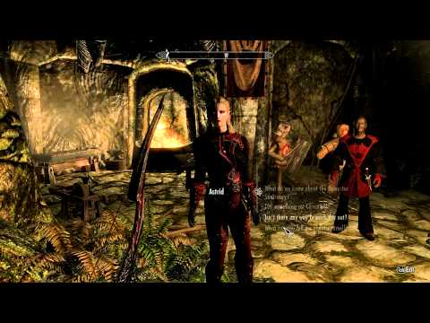 Skyrim: Innocence Lost (Joining the Dark Brotherhood