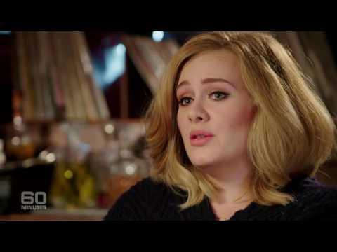 Adele   60 Minutes Interview   Part 1 (видео)
