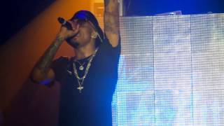 August Alsina Right There live Houston Testimony Tour