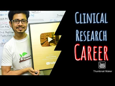 Clinical research course in India | salary, scope and career after ...