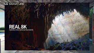 Video 2 of Product LG SIGNATURE Z9 88 8K OLED TV (OLED88Z9PUA)