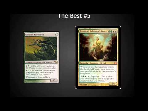 Top 5 Best and Worst Commanders - Mythic MTG Tech #31