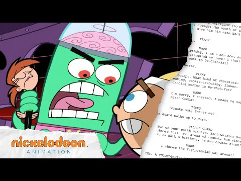 """SCRIPTOONS 📝 """"Totally Spaced Out"""" 