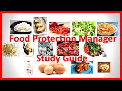 Certified Food Protection Manager Exam Study Guide - YouTube