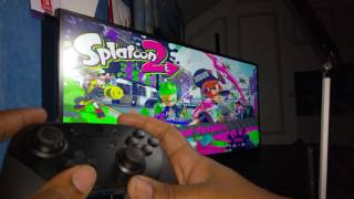 How to Switch from Motion Controls in SPLATOON 2