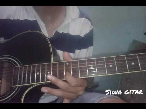 belajar gitar melody rhoma irama  cinta segitiga