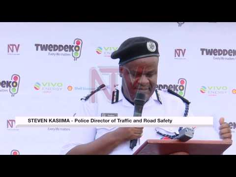 Road users tipped on road safety in TWEDDEKO Caravan campiagn