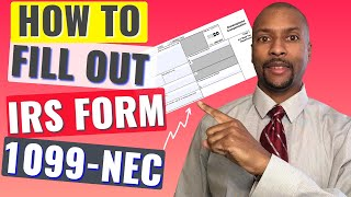 How to fill out IRS Form 1099-NEC   TCC