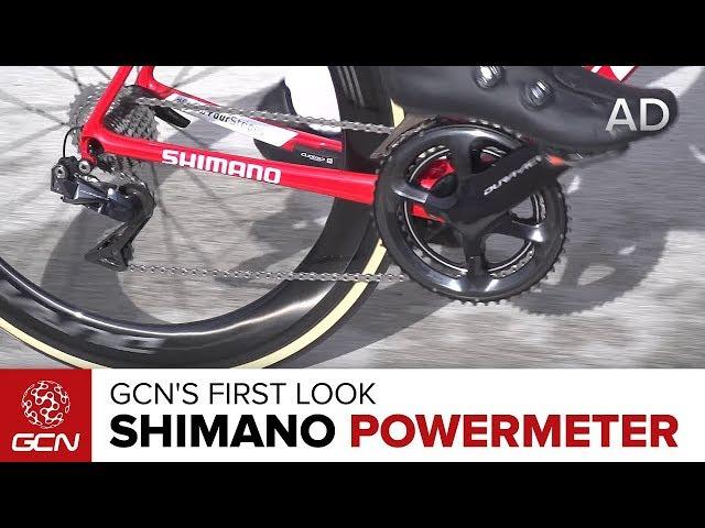 Видео Шатуны Shimano FC-R9100 Dura-Ace 53Х39 175 мм черные