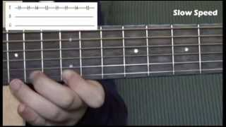 In Spite Of All The Danger-The Beatles, Lead Guitar Lesson